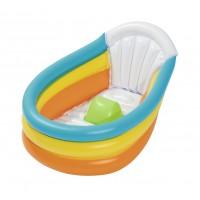 BESTWAY 51134 színes baba medence