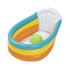 BESTWAY 51134 színes baba medence Előnézet