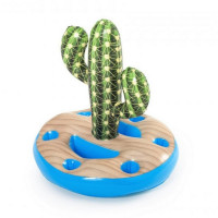 Úszósziget pohártartó BESTWAY 43244 Kaktusz
