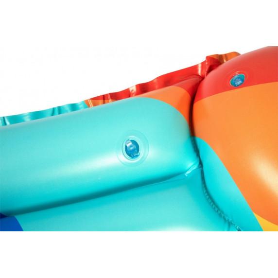 Felfújható gumimatrac BESTWAY Super Surf 44021 - Kék