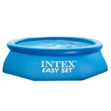 INTEX Easy Set családi medence 244 x 76 cm + vízforgató 28112NP Előnézet