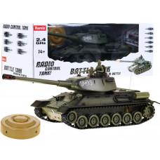 RC Tank T-34 1:28  Előnézet