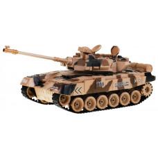 RC Tank T-90 barna terepmintás 1:18 Előnézet