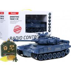 RC Tank T-90 szürke 1:18 Előnézet