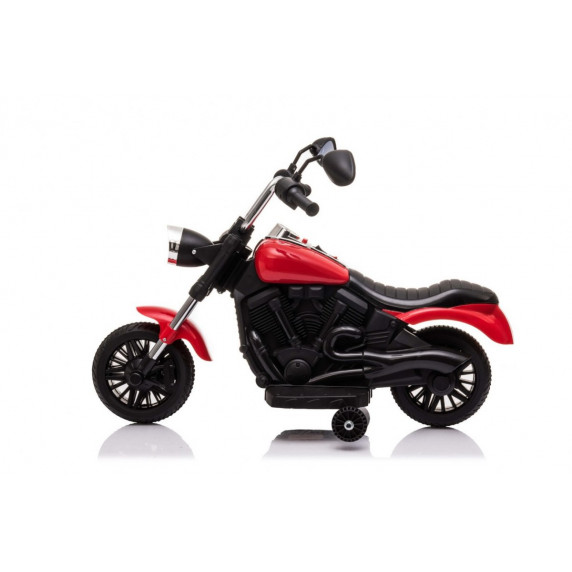 Elektromos kismotor Chopper V-Max - Piros