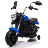 Elektromos kismotor Chopper V-Max - Kék