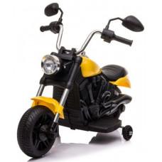 Elektromos kismotor Chopper V-Max - Sárga Előnézet