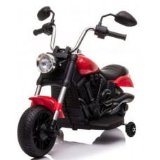 Elektromos kismotor Chopper V-Max - Piros Előnézet