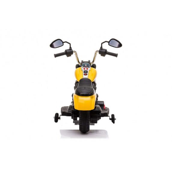 Elektromos kismotor Chopper V-Max - Sárga
