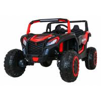 Elektromos négykerekű jármű Buggy ATV STRONG Racing - Piros