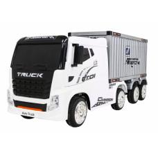 Elektromos konténerszállító kamion Inlea4Fun - Fehér Előnézet