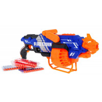 Szivacslövő fegyver Inlea4Fun BLAZE STORM Large Machine Gun