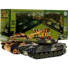 RC Tank War szett  Előnézet
