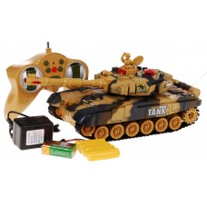 RC Tank WAR - yellow Előnézet