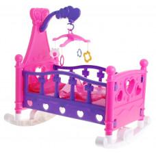 Inlea4Fun Játékbölcső babáknak Előnézet