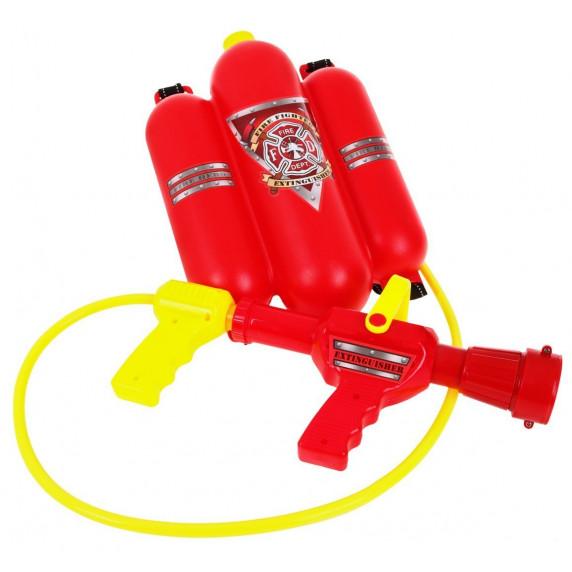 Inlea4Fun TRUE HEROES Tűzoltó jelmez kiegészítőkkel