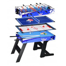 Inlea4Fun Multifunkcionális asztali játék 4az1-ben Előnézet