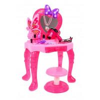 Szépítkező asztal Inlea4Fun LITTLE PRINCESS