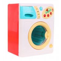 Játék mosógép Inlea4Fun WASHER SET - rózsaszín