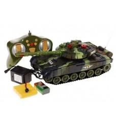 RC Tank WAR - green Előnézet
