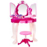 Szépítkező asztal Inlea4Fun GLAMOR MIRROR