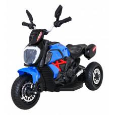 Elektromos háromkerekű Inlea4Fun Fast Tourist - kék Előnézet