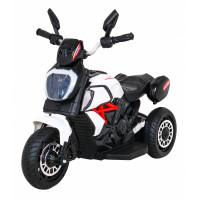 Elektromos háromkerekű Inlea4Fun Fast Tourist - fehér