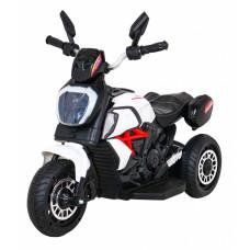 Elektromos háromkerekű Inlea4Fun Fast Tourist - fehér Előnézet