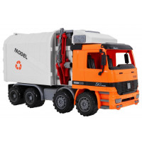 Kukásautó 37 cm Inlea4Fun Garbage Truck
