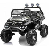 Elektromos négykerekű jármű Mercedes BENZ UNIMOG - Terepmintás