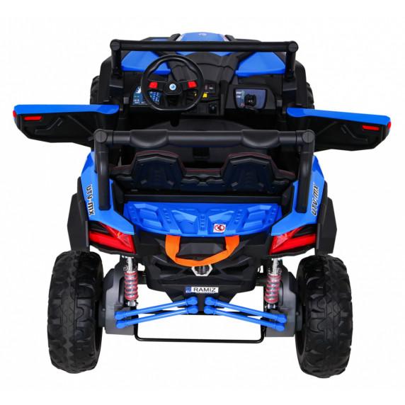 Elektromos négykerekű jármű Buggy UTV-MX - Kék