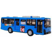 Játék autóbusz Inlea4Fun CITYBUS - Kék