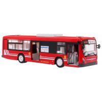 Távirányítós autóbusz Inlea4Fun 1:20 - Piros