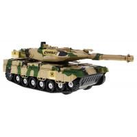 Tank Inlea4Fun Main Tank Combat - sárgás terepmintával