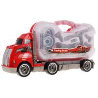 Szerszámos készlet kamion formájú bőröndben Inlea4Fun Tool Master