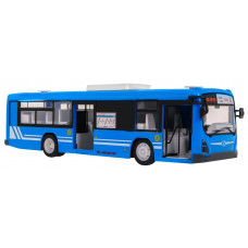 Távirányítós autóbusz Inlea4Fun 1:20 - Kék Előnézet