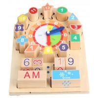 Fa oktatási óra gyerekeknek Inlea4Fun