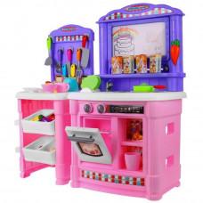 Inlea4Fun Super Chef Játékkonyha - rózsaszín Előnézet
