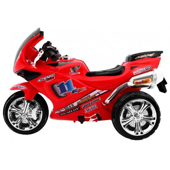 Elektromos motor RR1000 - Piros