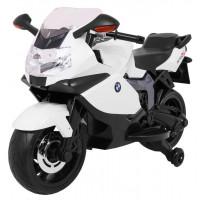 Elektromos kismotor Inlea4Fun BMW K1300S - fehér