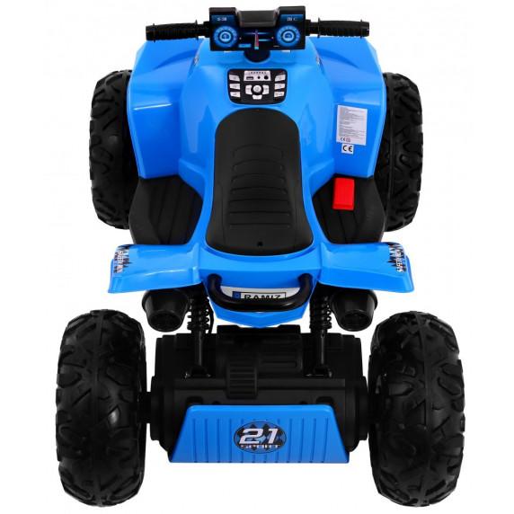 Inlea4Fun QUAD SPORT RUN Elektromos négykerekű - kék