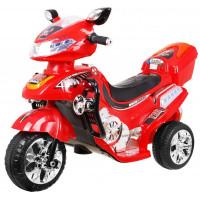 Inlea4Fun F928 Elektromos háromkerekű - piros