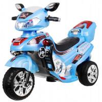Elektromos háromkerekű Inlea4Fun F928 - kék