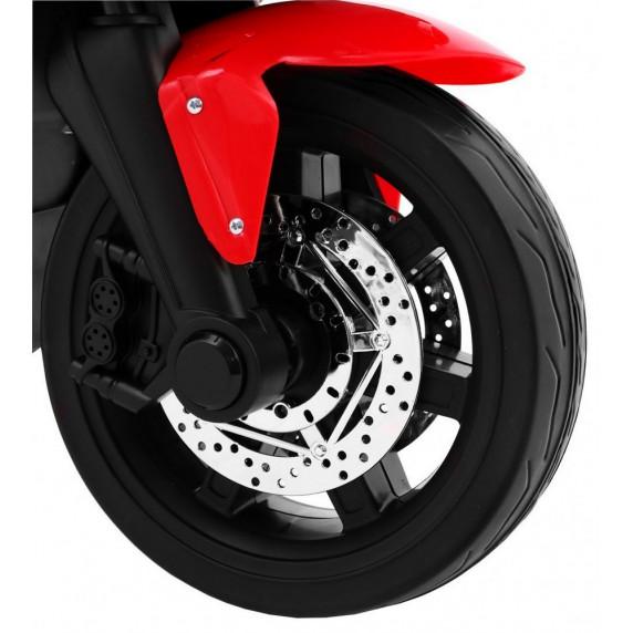 Inlea4Fun R1 Superbike Elektromos kismotor - piros