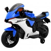 Inlea4Fun R1 Superbike Elektromos kismotor - kék