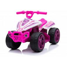 Inlea4Fun TR1805 Quad Elektromos négykerekű - fehér/rózsaszín Előnézet
