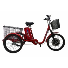 Lofty-3 Trinity kerekű Bevásárló Elektromos Kerékpár Előnézet