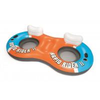 BESTWAY 43113 kétszemélyes felfújható úszófotel