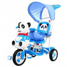 Inlea4Fun PANDA tricikli - Kék Előnézet