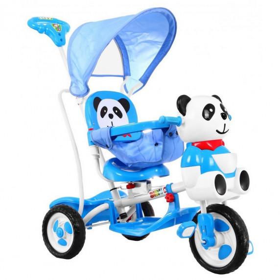 Inlea4Fun PANDA tricikli - Kék